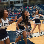 Eagle Madness kicked off basketball season, bringing hundreds to UMW's Anderson Center. Photos by Clem Britt.