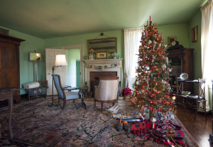 The Holiday Open House at Gari Melchers Home and Studio at Belmont runs through Jan. 5. Photo by Alex Sakes.