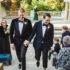 UMW asked to repost this photo of the wedding of Aaron McPherson '12 (left) and Evan Smallwood '15 at UMW's renovated amphitheatre. It exploded, garnering 1,833 likes, 34 comments, 205 shares, 2,072 total engagement and 7,840 people reached. Photo by The Girl Tyler.