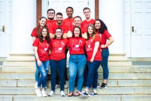 UMW's a cappella group, One Note Stand, recently learned its most recent single, 'See Her Out,' was among 20 songs chosen for 2020's Best of College A Cappella (BOCA) album.
