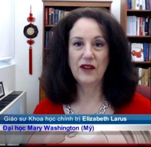Professor Elizabeth Larus Comments on Vietnam News